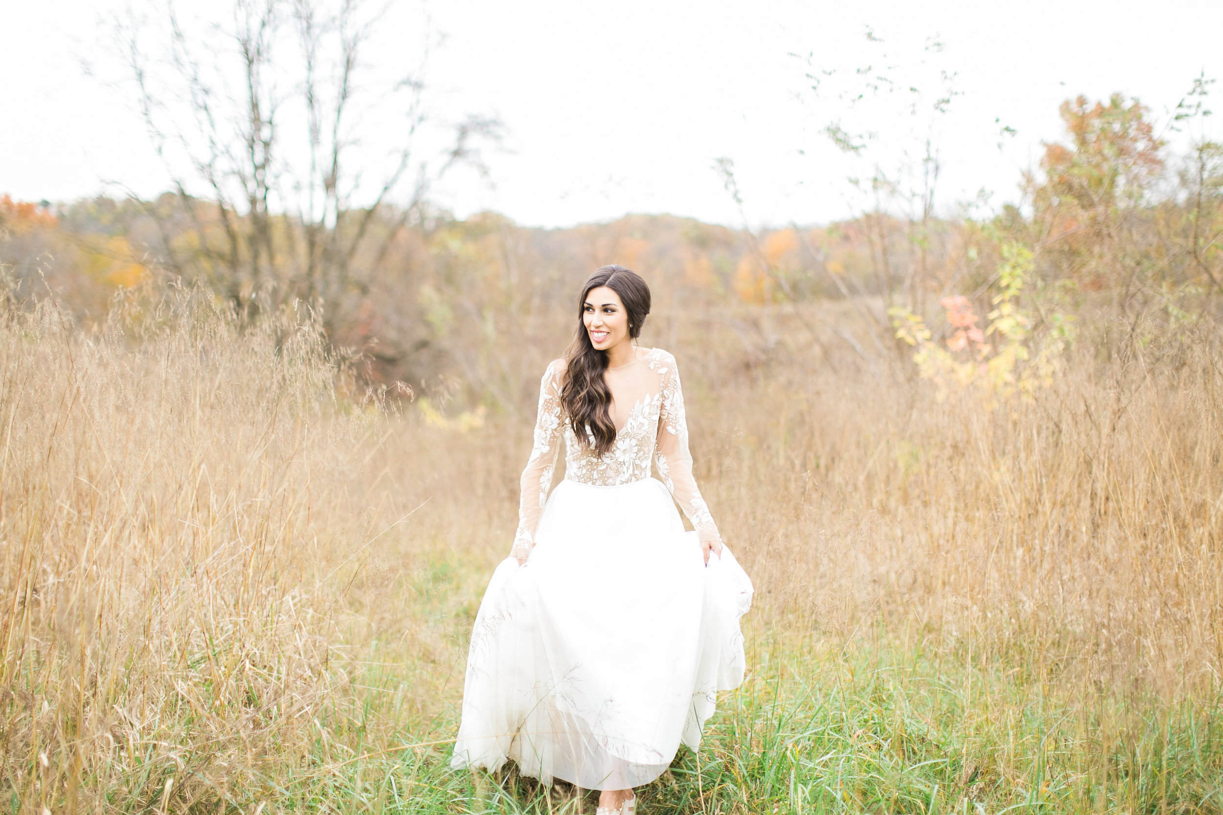 Remmington Gown || Photo by Rachael McCall Photography || Styled Shoot