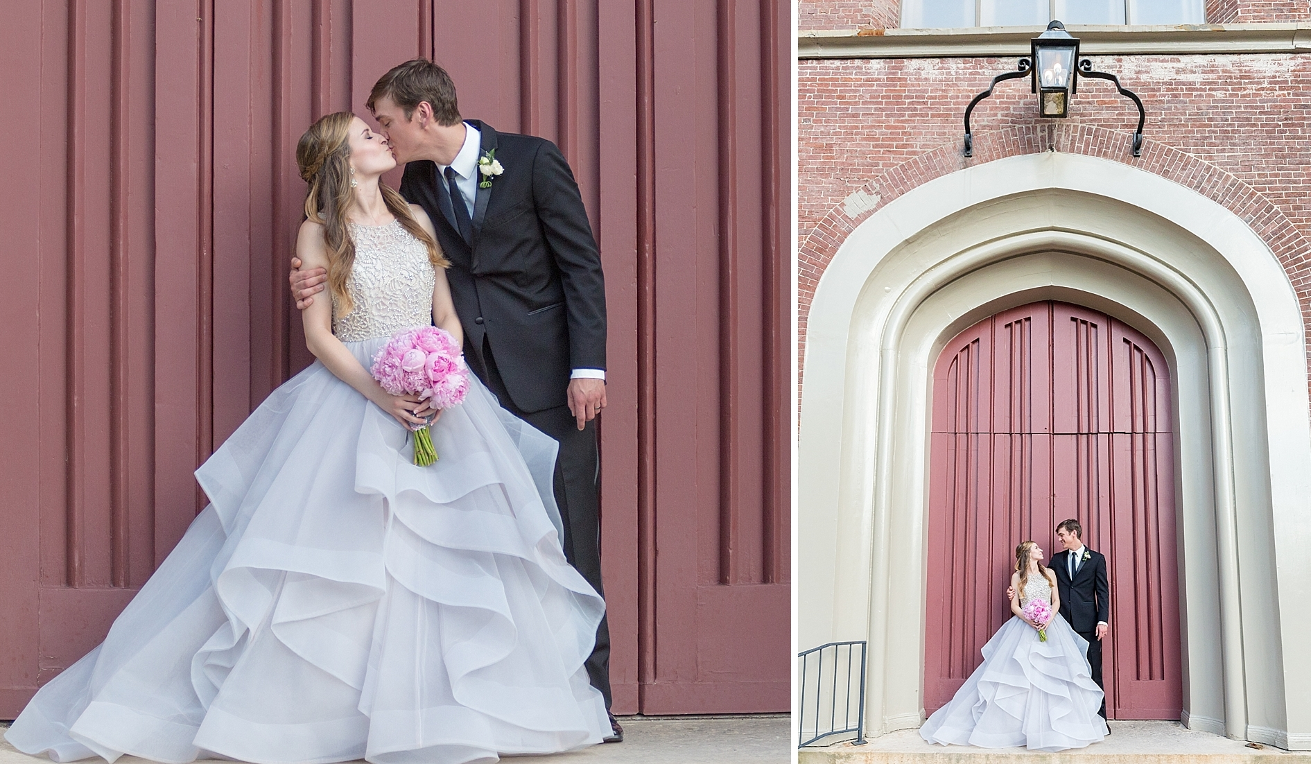 Dori Gown || Photos by Kevin & Anna Photography || Real Bride, Madison