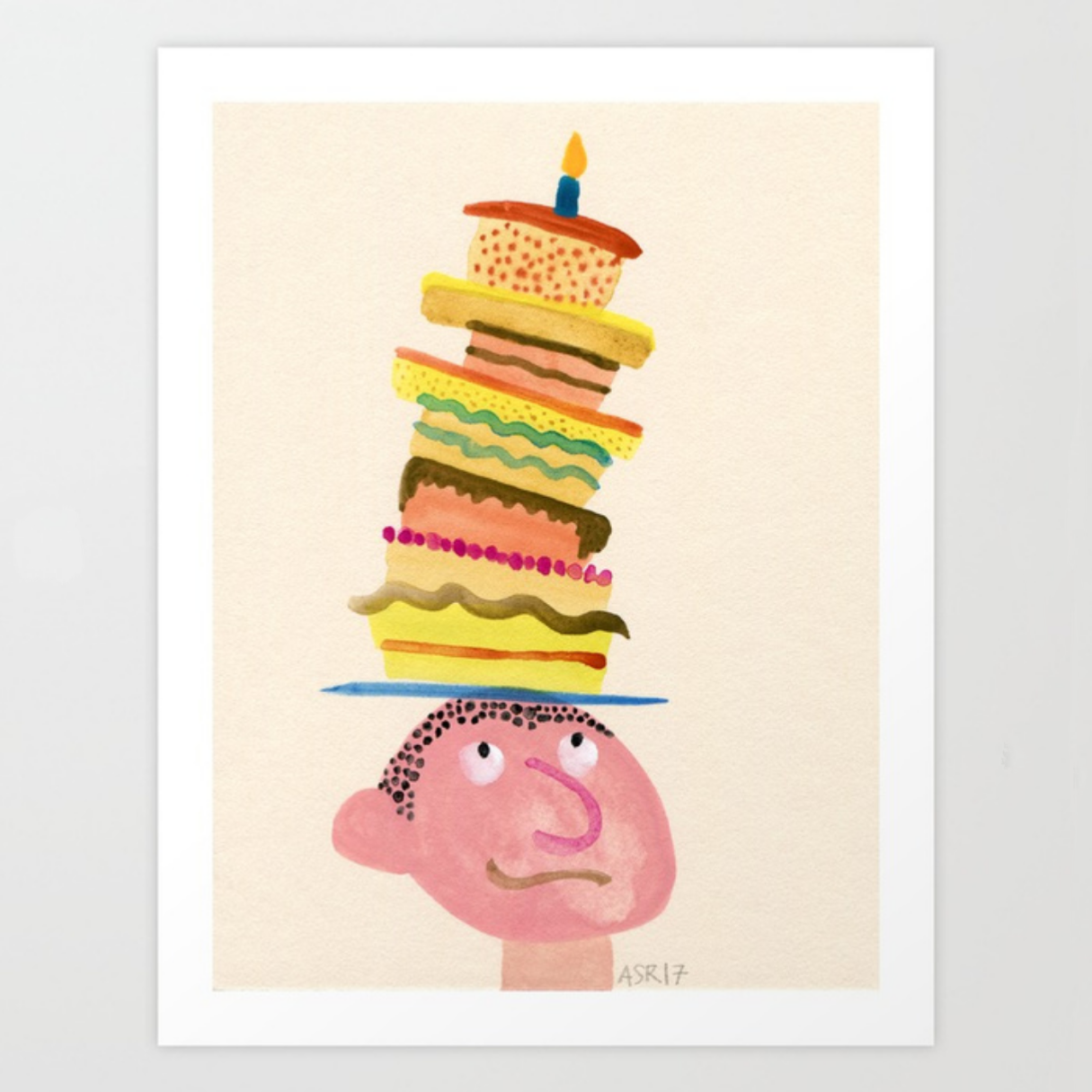 Cake! print