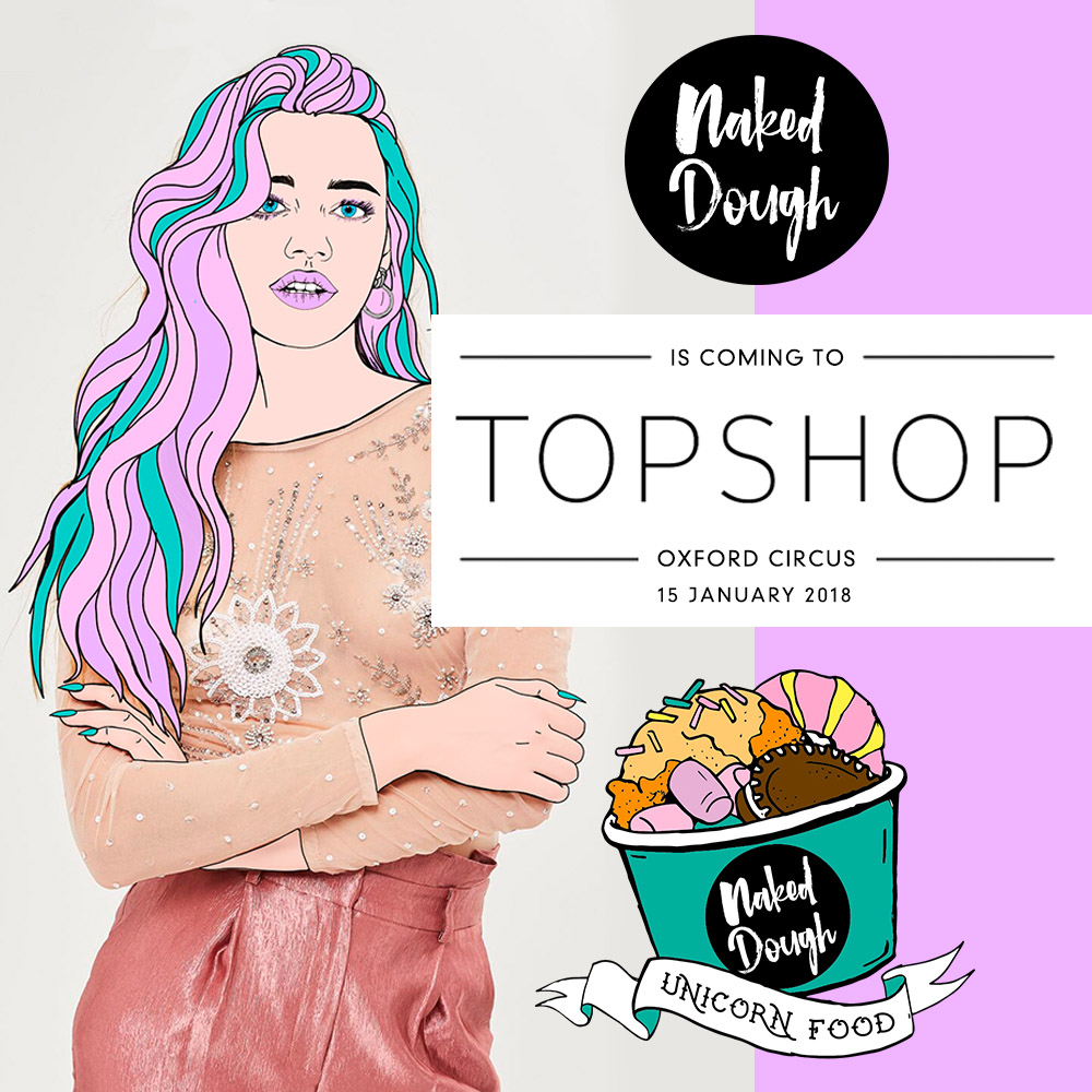 TOP SHOP Naked Dough