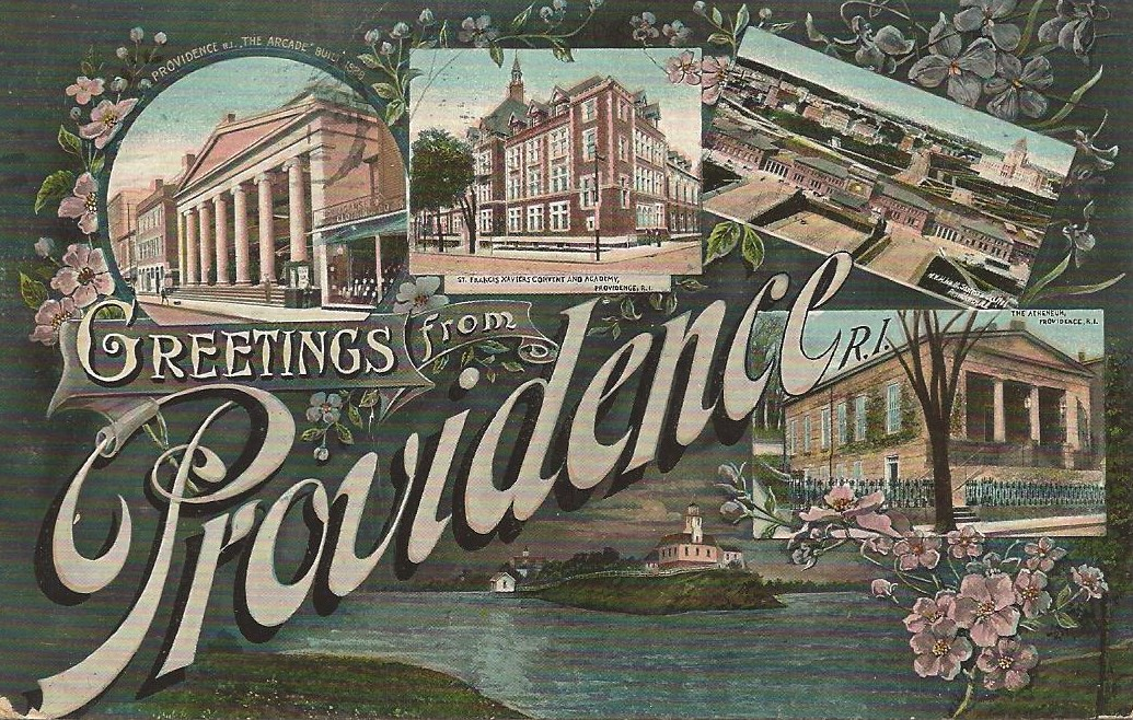 POSTCARD FROM 1905