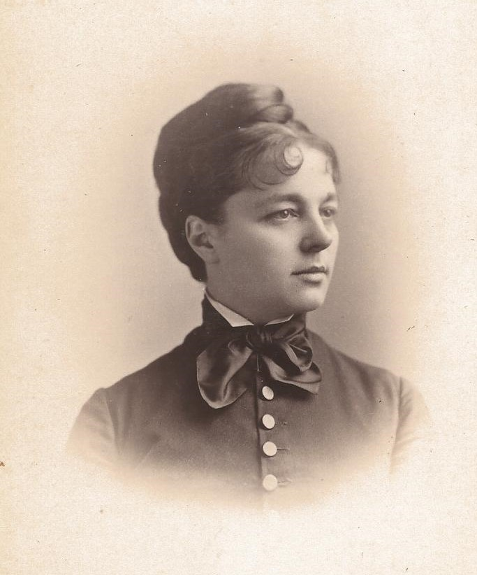 PORTRAIT OF A WOMAN - 1902