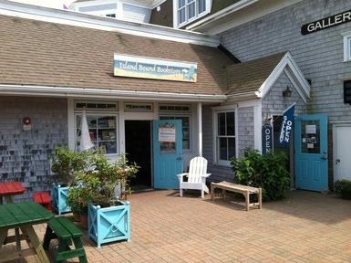 Island Bound Bookstore, Block Island, Rhode Island