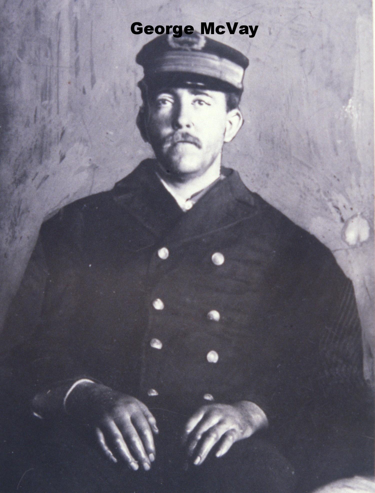 George McVay