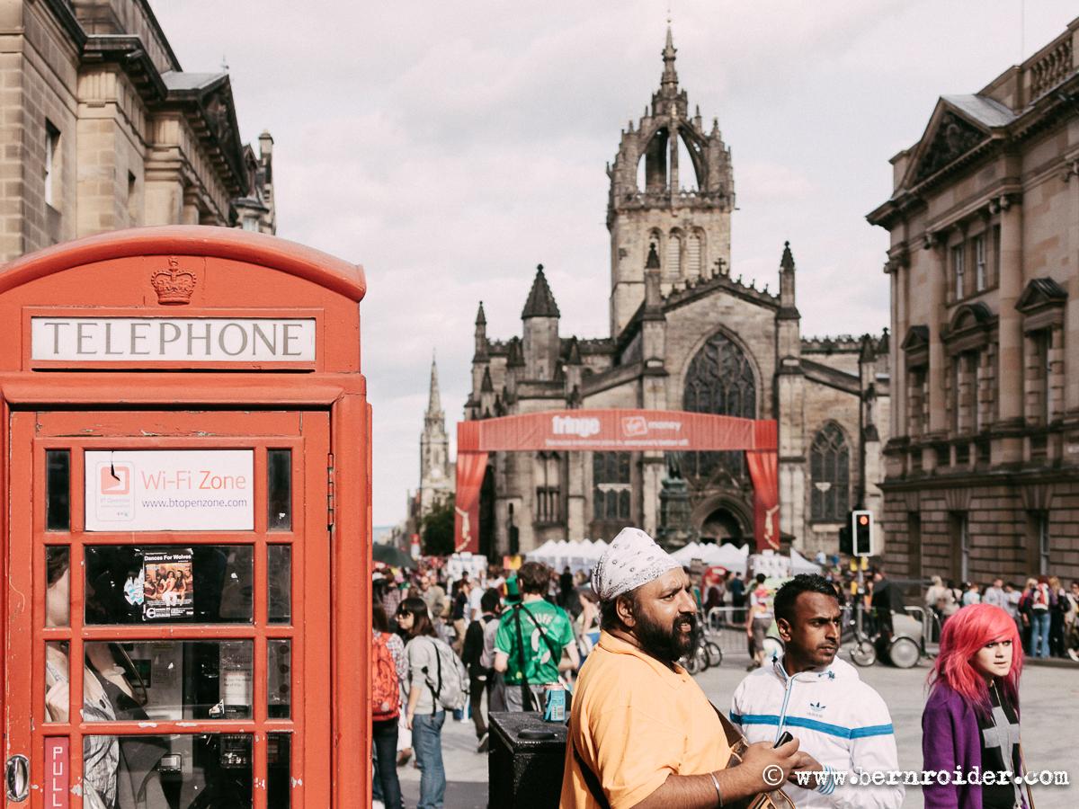 Streetphotography, Fringe, Festival, Edinburgh, Scotland, UK