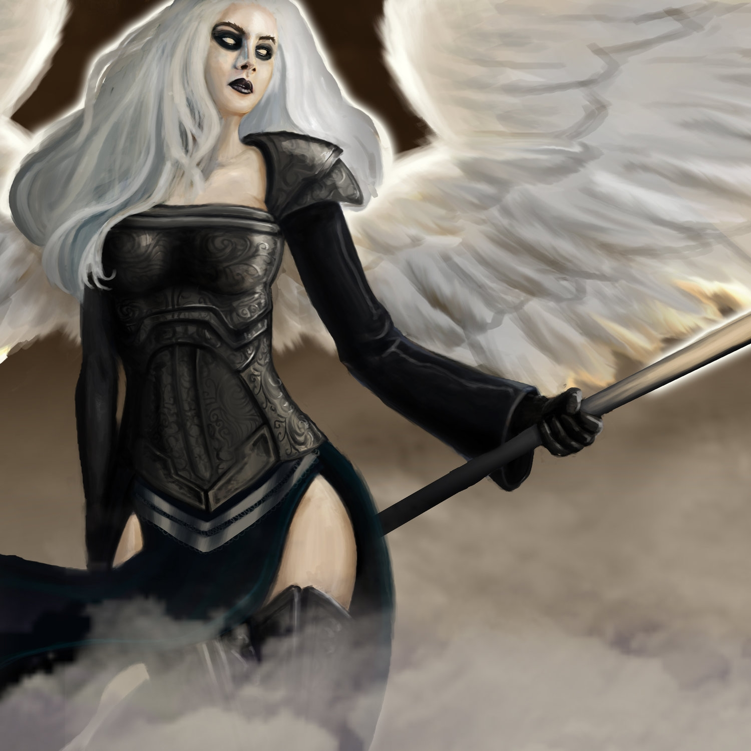"""Avacyn """"Is property of magic the gathering"""""""
