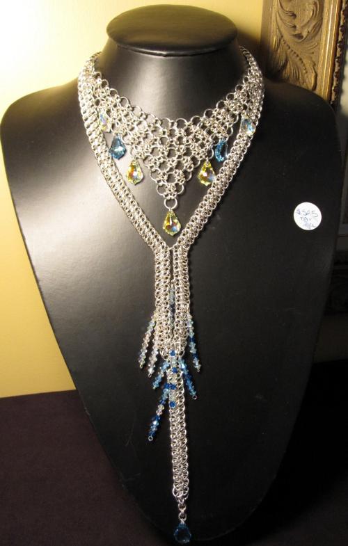 An example of Sarah Porter's work