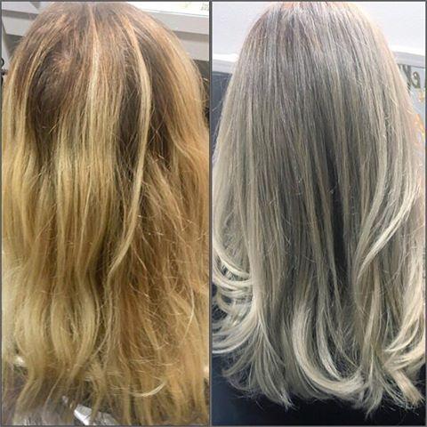 One of today's transformations . #glamondemand  #highlights #dimensionalhair  #blonde  #blondehair #hermosabeach #manhattanbeach  #redondobeach  #torrance #hairbymonika #hairoftheday #losangeles #hairlife  #hair  #sunkissed #transformation #hairstylist  #424beauty  #balayage  #glamondemand  #haircut #summer #hermosabeach #manhattanbeach