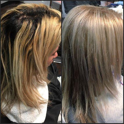 #glamondemand  #highlights #dimensionalhair  #blonde  #blondehair #hermosabeach #manhattanbeach  #redondobeach  #torrance #hairbymonika #hairoftheday #losangeles #hairlife  #hair  #sunkissed #transformation #hairstylist  #424beauty