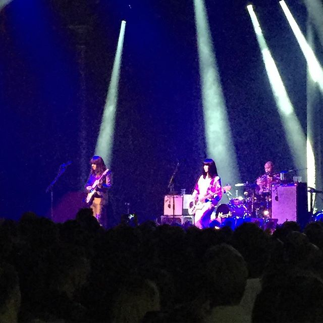 Thank you for an amazing night @khruangbin - ... 🚀loved it. Special moment seeing @lauraleezy rock it for London @roundhouseldn in custom RL get up 😍😱😭💖 I need to find better pics than what's on my phone rn it was AMAZING #khruangbin