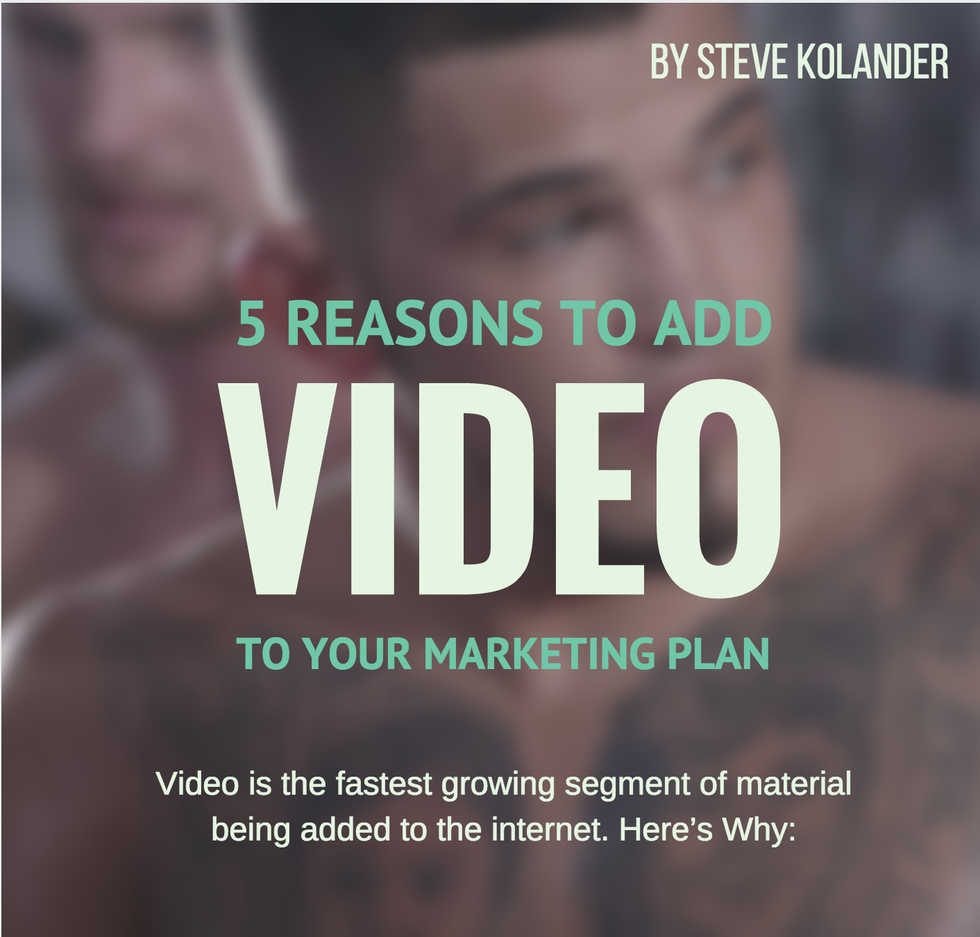 Why You Need Video For Revenue Growth
