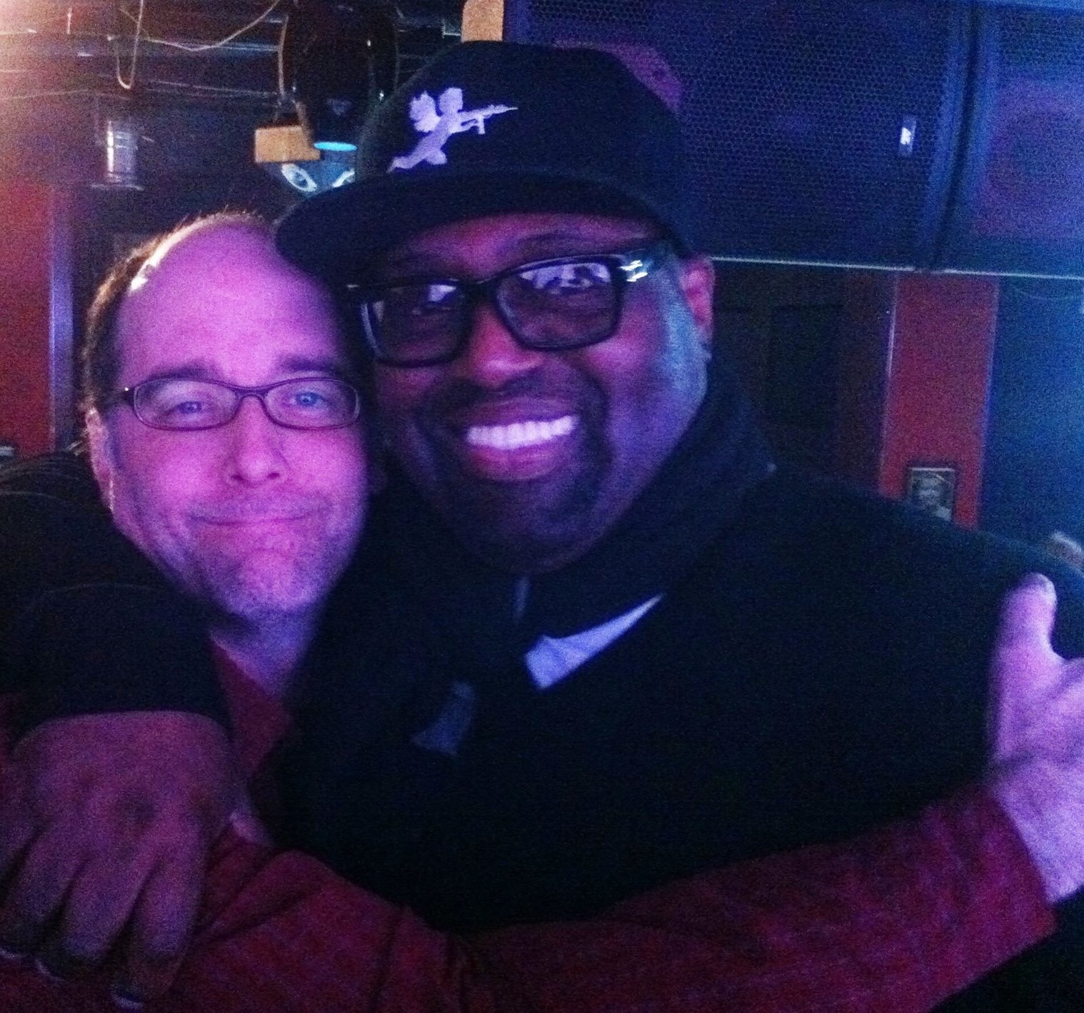Booking legendary DJ, Frankie Knuckles for the third time, which ended up being his final Chicago performance. RIP. FK Always!