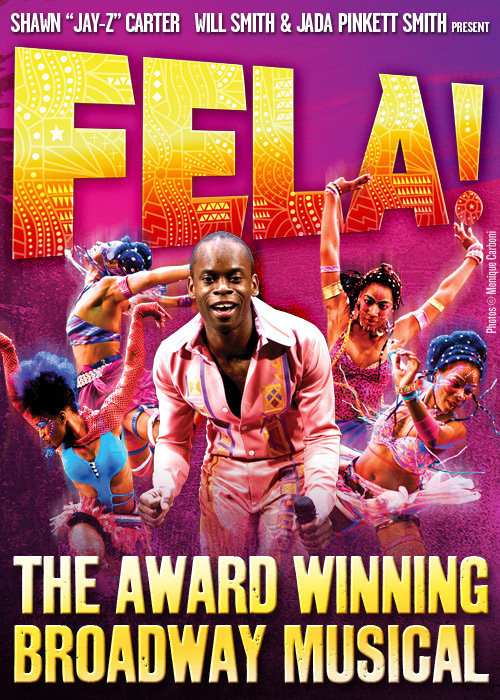 Consultant, Marketing Manager for FELA! the musical in Chicago