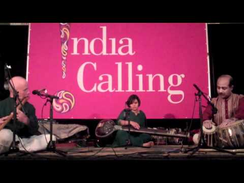Curator, Producer, Consultant of India Calling! Festival for National Geographic Traveler and India Tourism Board. Lyon Liefer, Subashis Mukhurjee, Shruti Joshi performing.