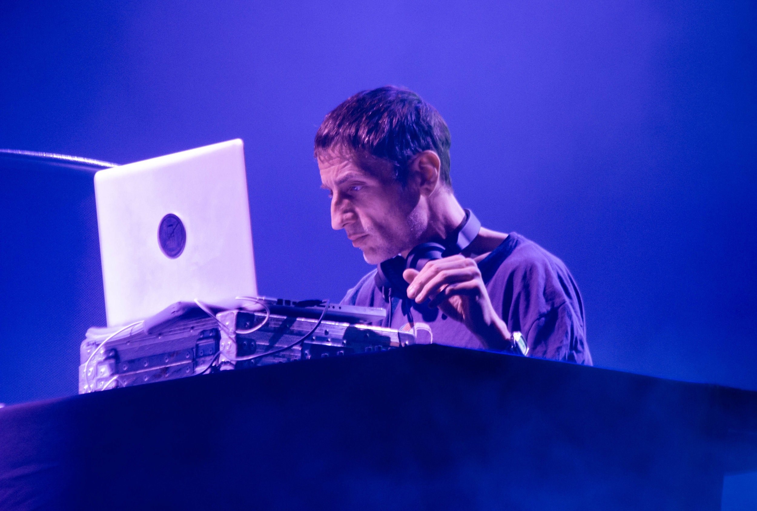 LUKE VIBERT (UK PRODUCER, DJ)
