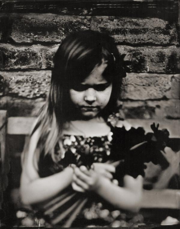 Deborah Parkin - holding daffodils.jpg