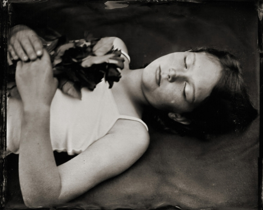 Deborah parkin - The Girl with the Rose.jpg