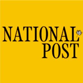 National Post newspaper  Petunia Dress