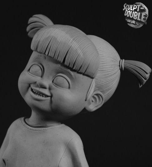 Boo 2 Monsters Inc Statue 04.jpg