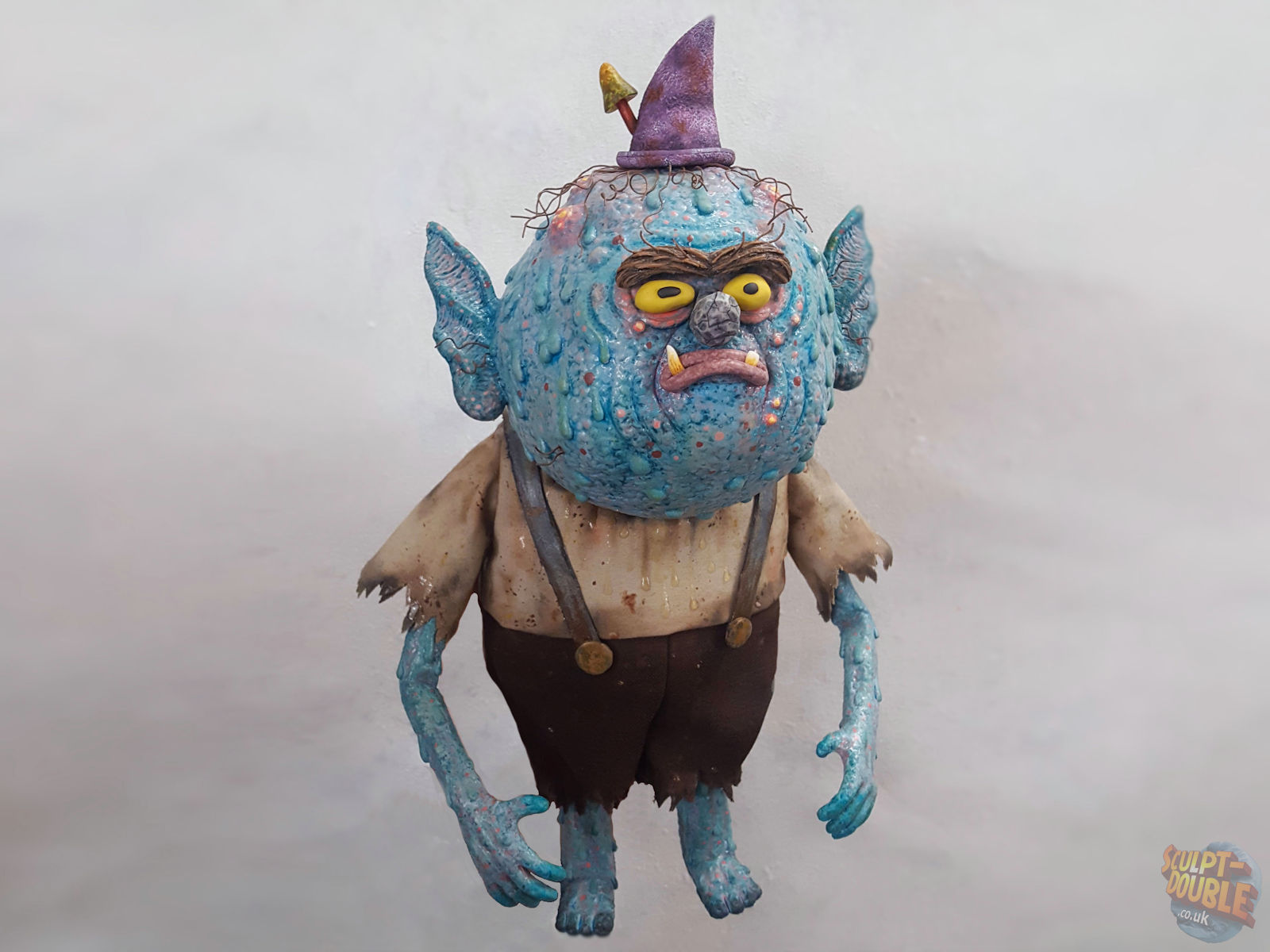 Ugly Troll Puppet