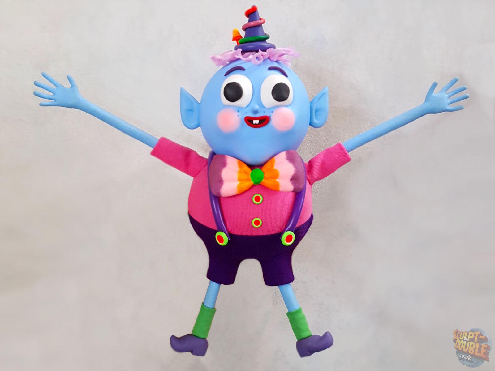 Cute Troll Puppet