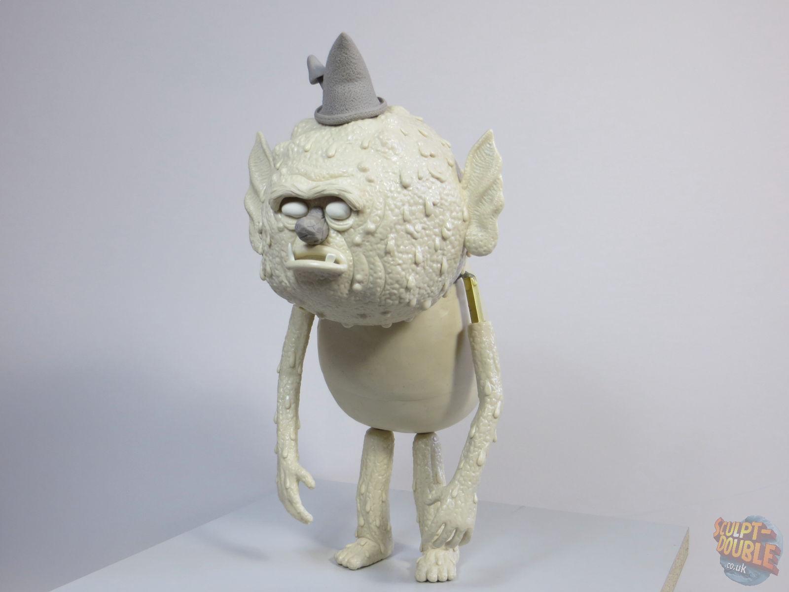 Ugly Troll Sculpt