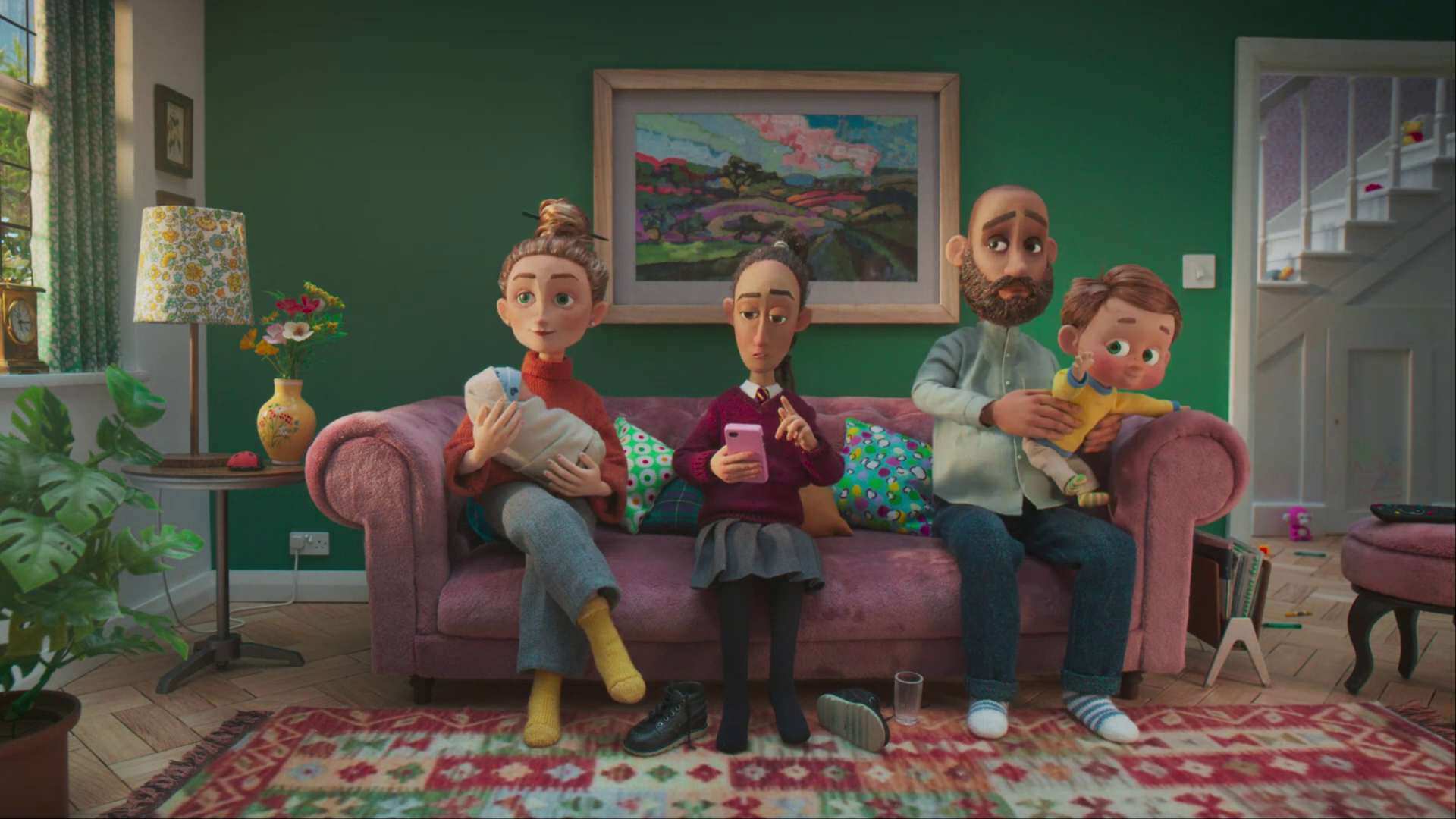Family Time Puppets