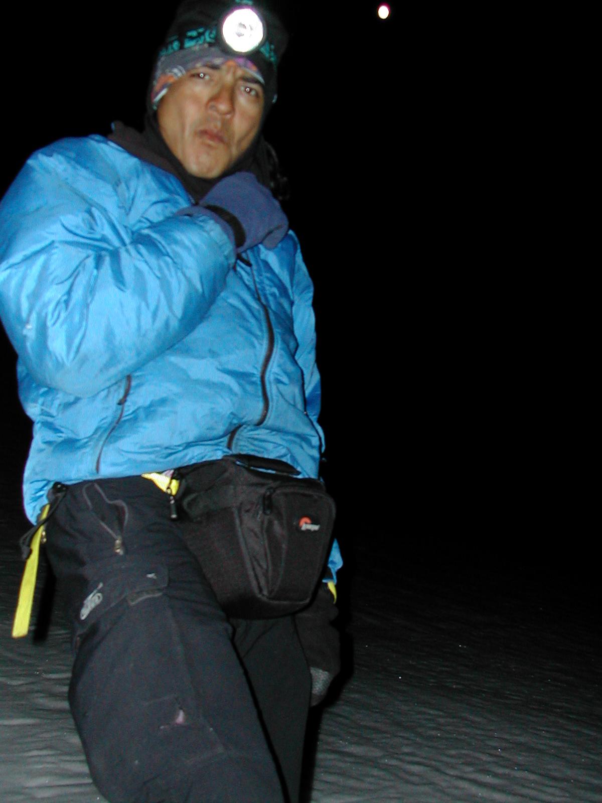 Ski Mountaineering Samurai