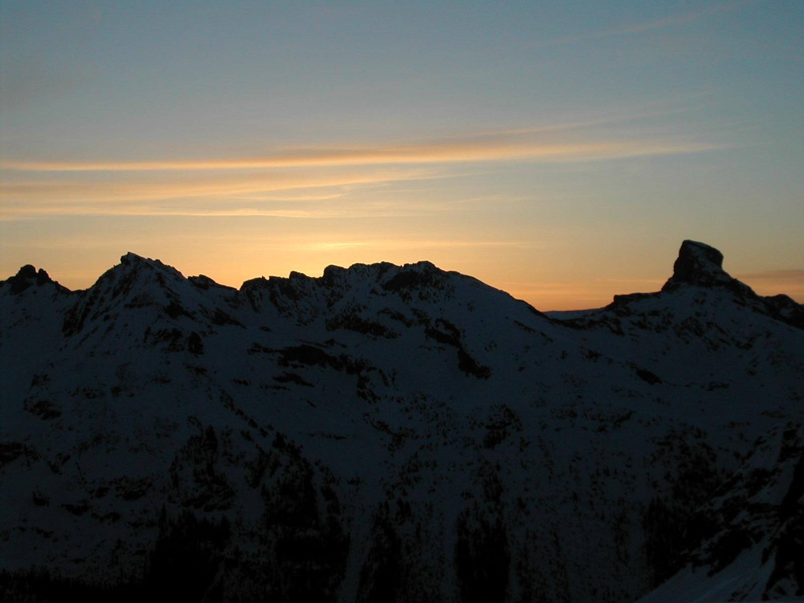 Purcell sunrise