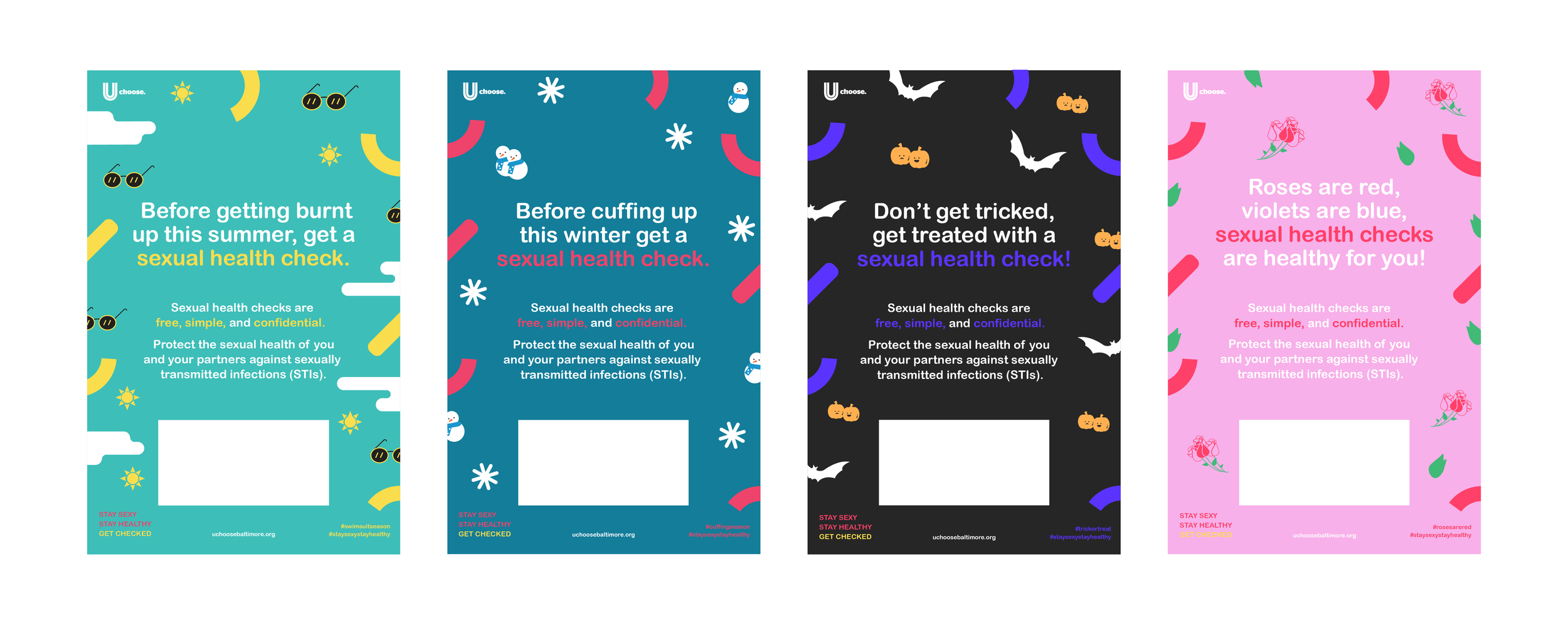 Seasonal & Holiday Branded Posters