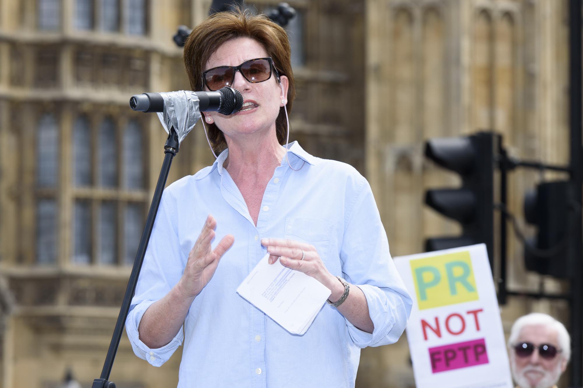 Diane James MEP, UKIP