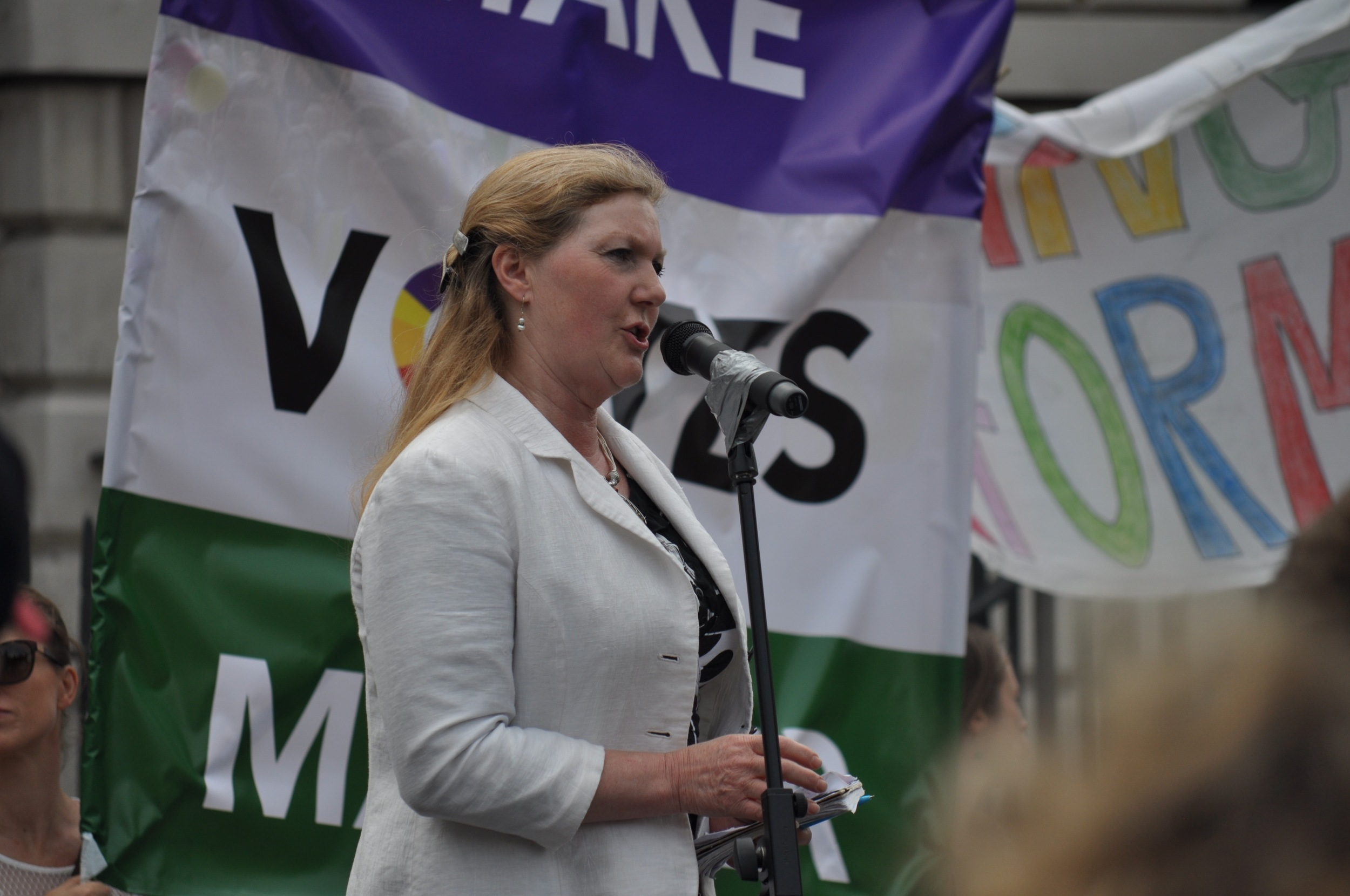 Cllr Marianne Overton, Leader, Independent Group of LGA