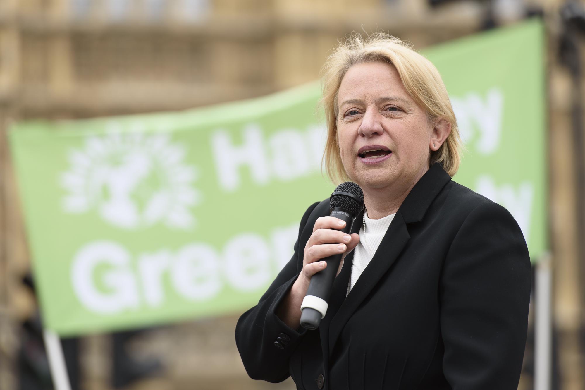 Natalie Bennett, Leader, Green Party