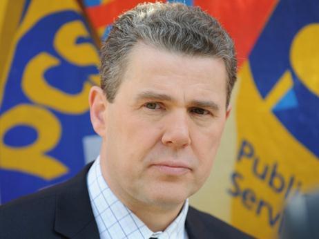Mark Serwotka, General Secretary, PCS