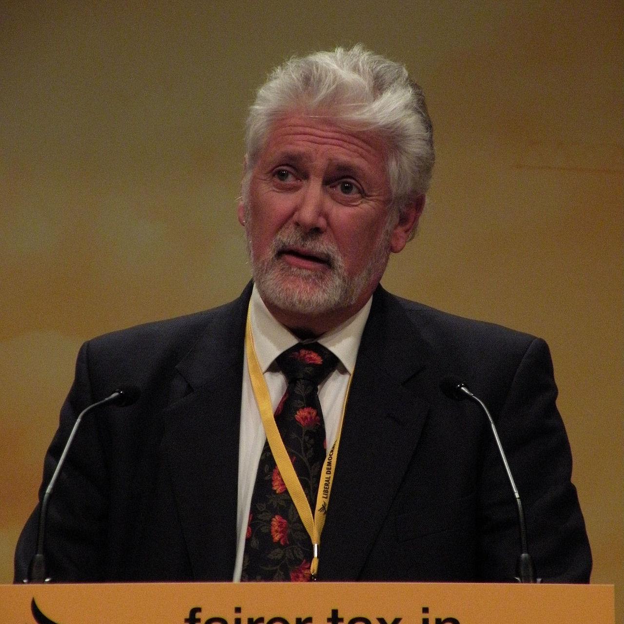 Lord Paul Strasburger, Liberal Democrats