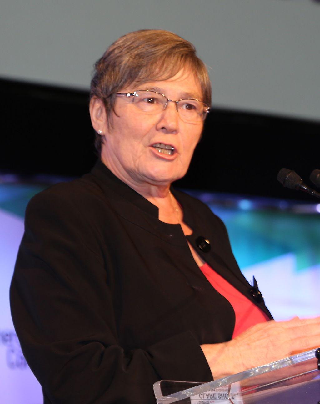 Clare Short, ex-Labour MP