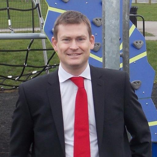 Justin Madders MP, Labour
