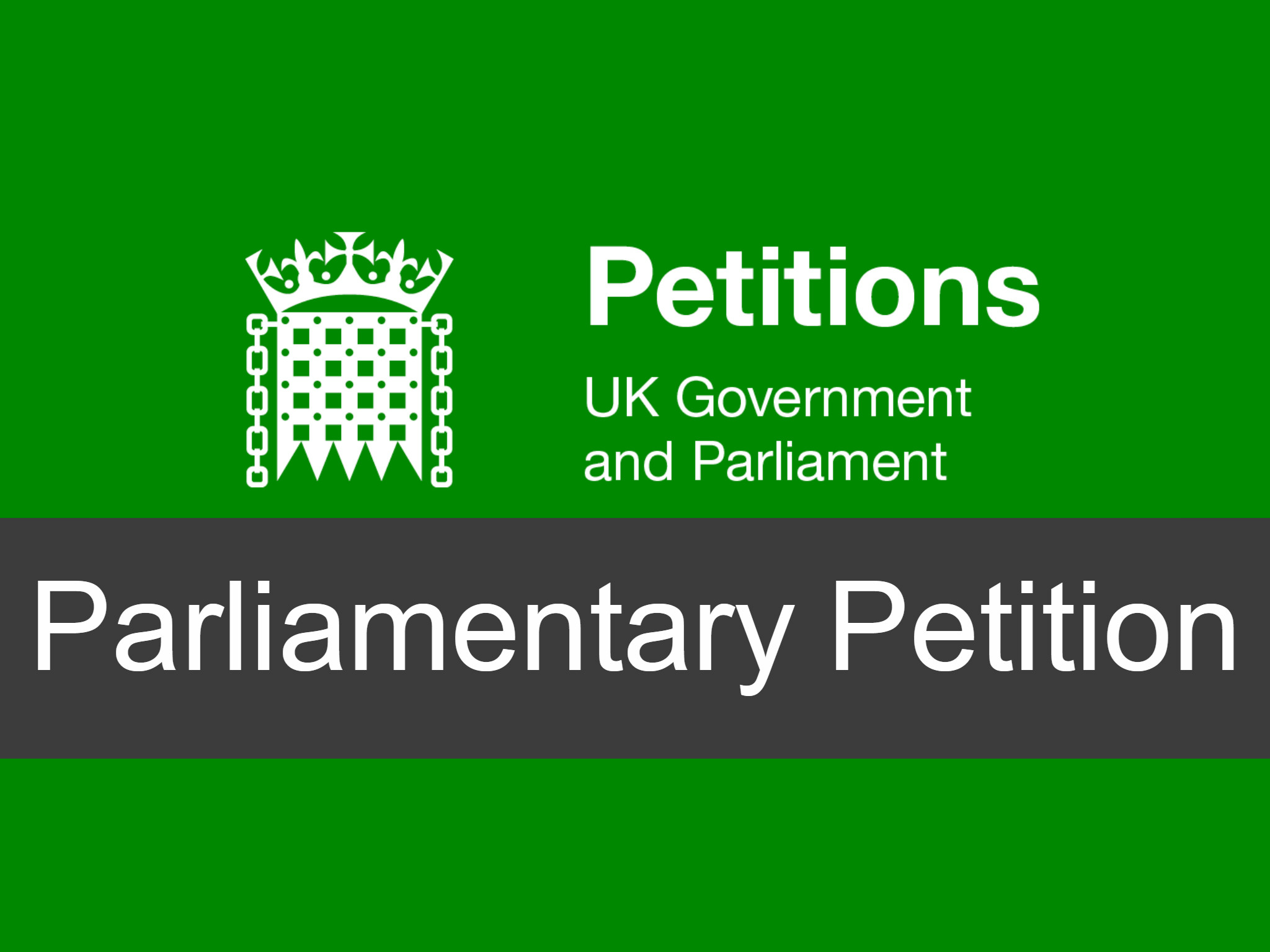 Click to view,sign and share the petition!