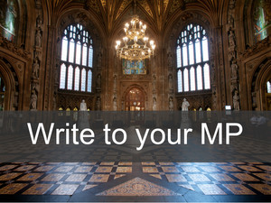 Click to write to your MP with  www.writetothem.com