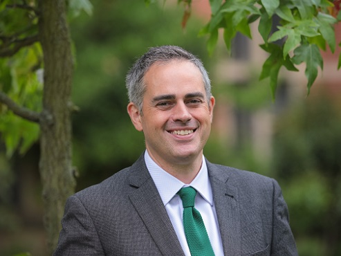 Jonathan Bartley, co-leader, Green Party