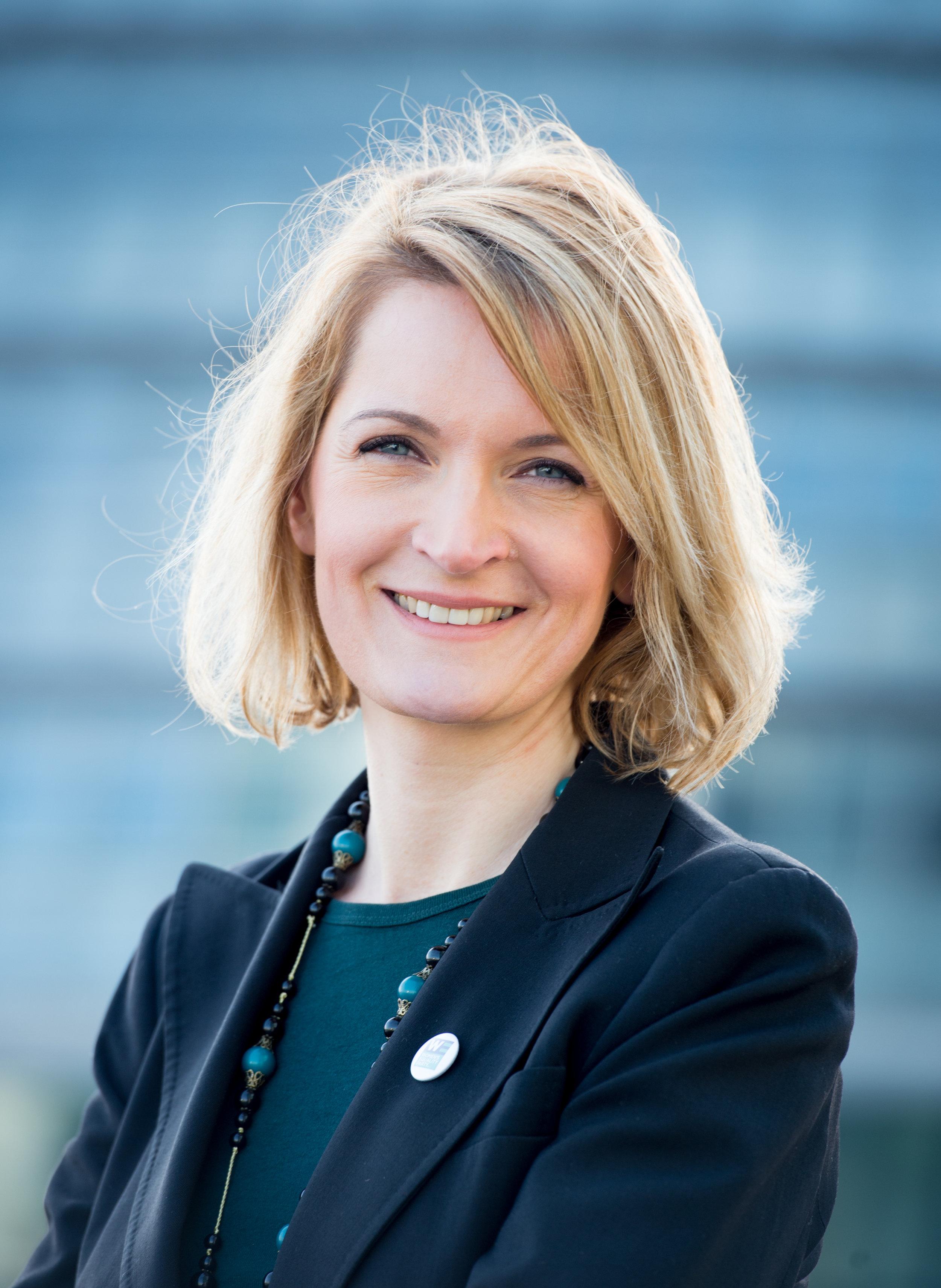 Sophie Walker, Leader, WEP