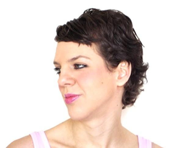 Francesca Martinez, comedian