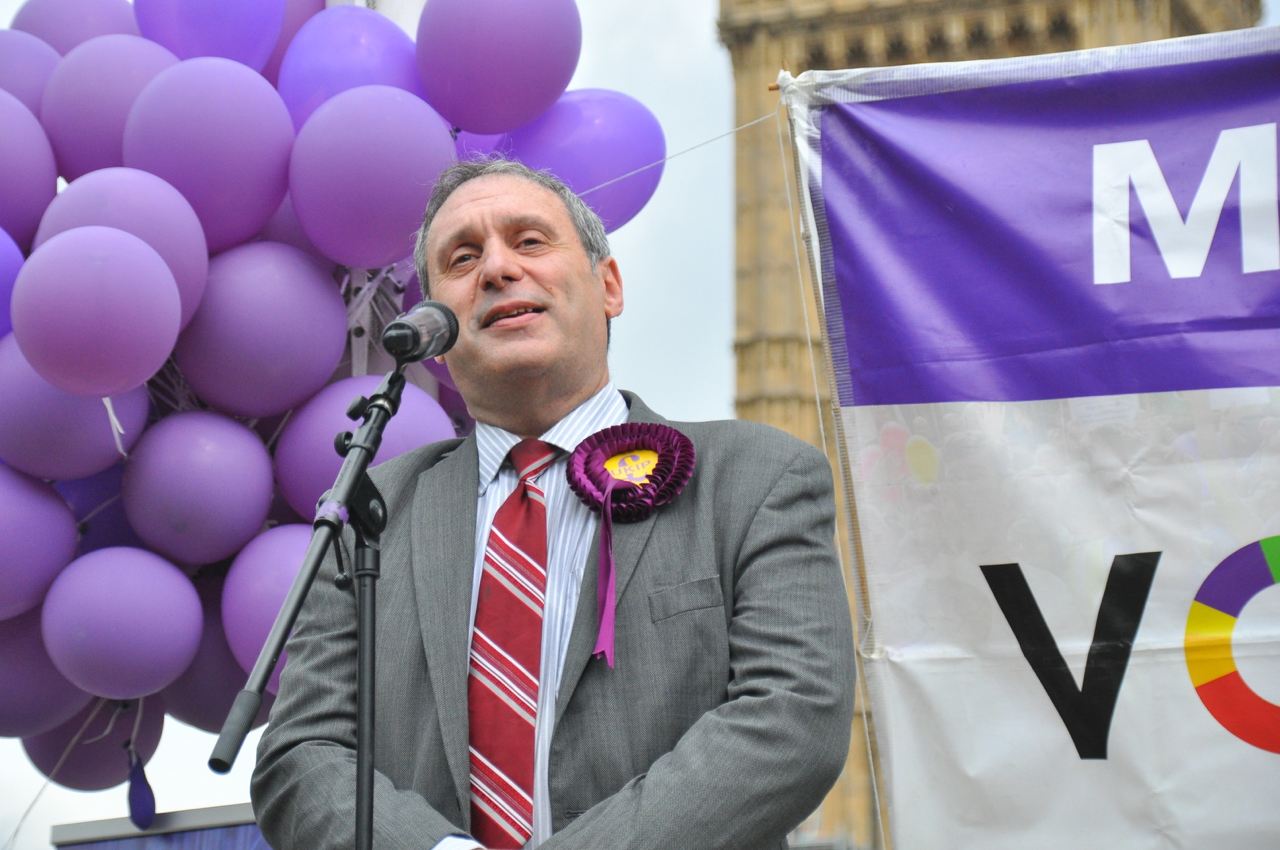 Freddy Vachha, London UKIP Regional Chairman