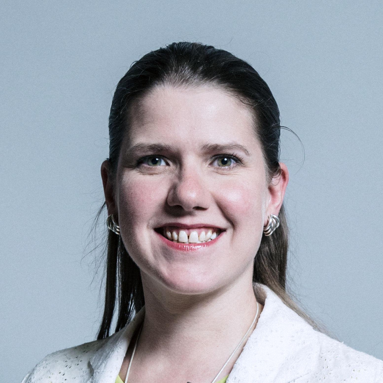 Jo Swinson MP, deputy leader, Liberal Democrats