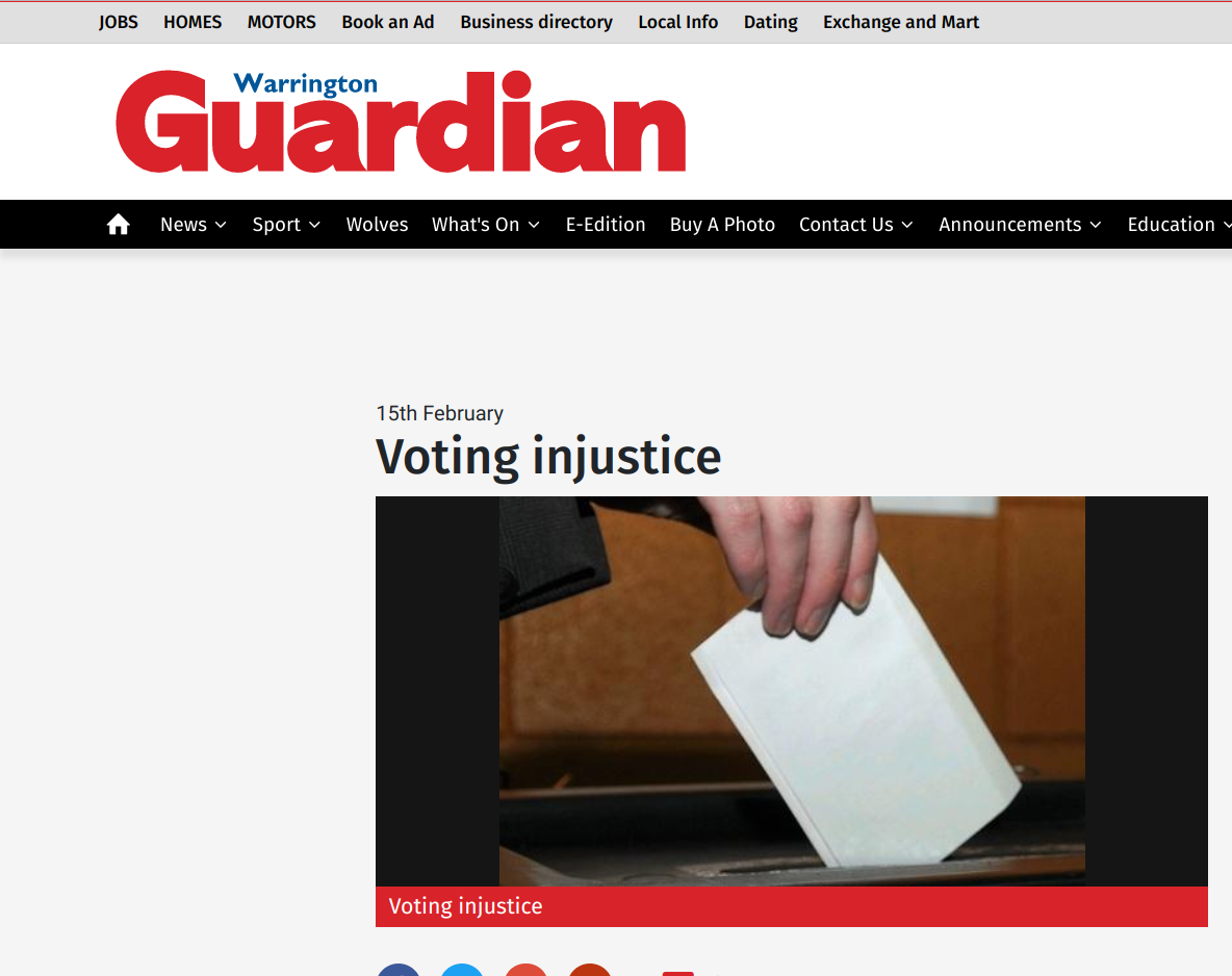 http://www.warringtonguardian.co.uk/yoursay/letters/15993590.Voting_injustice/