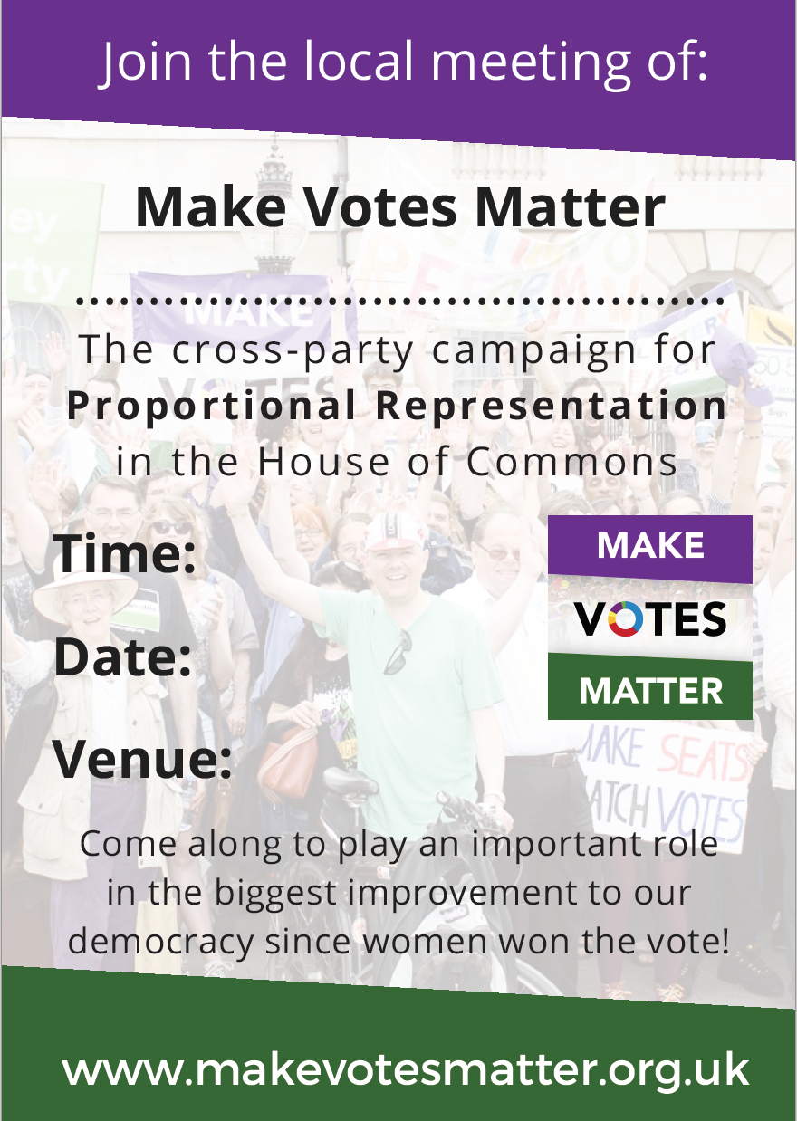Local Meeting Poster