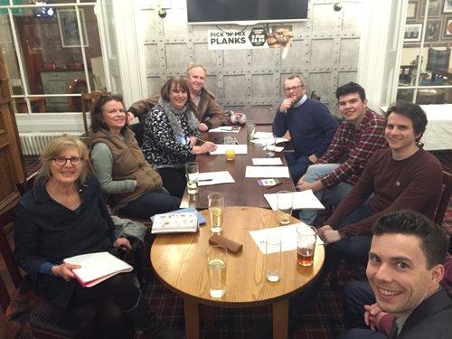 MVM Chippenham at a previous meeting.