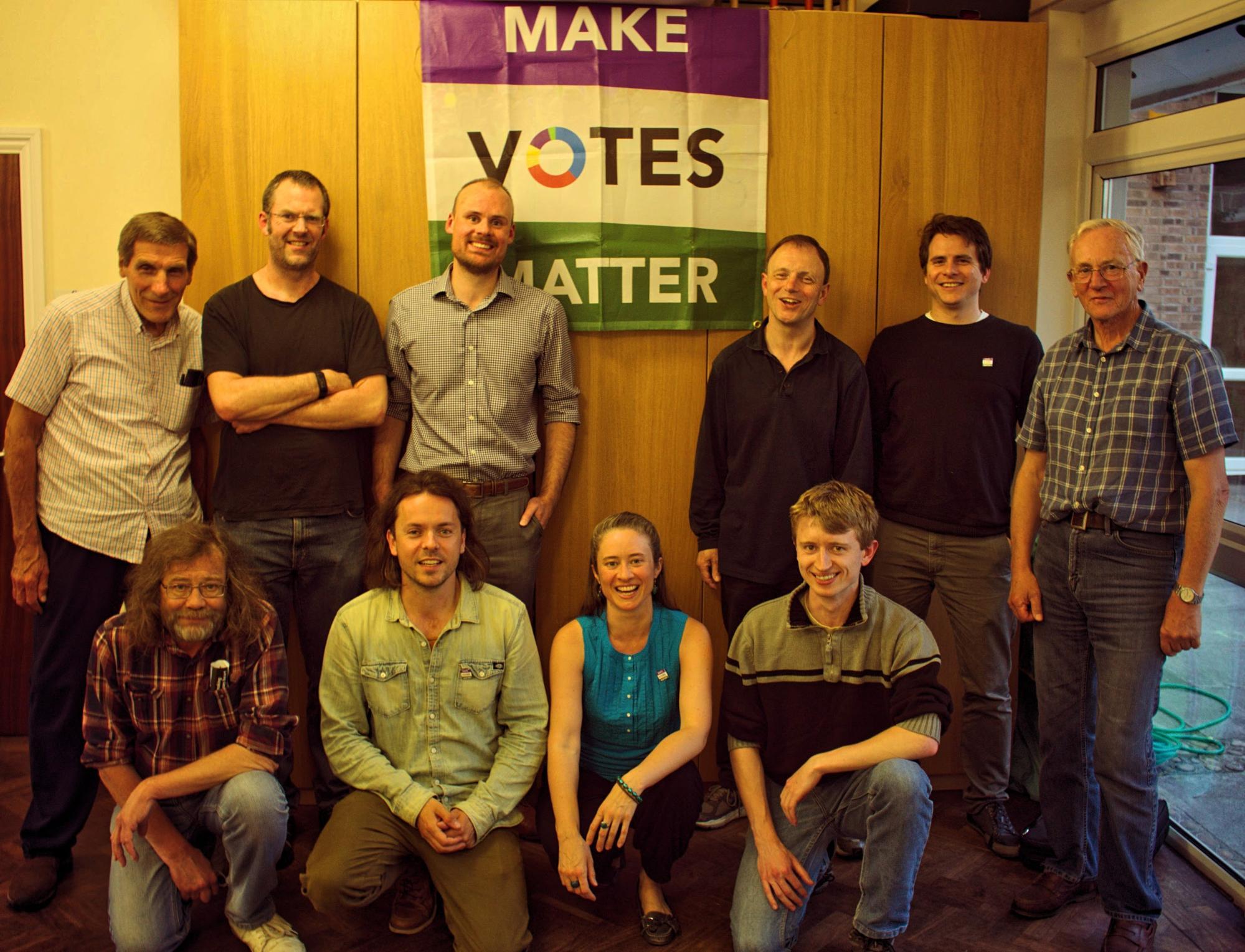 MVM Bristol at a previous meeting.