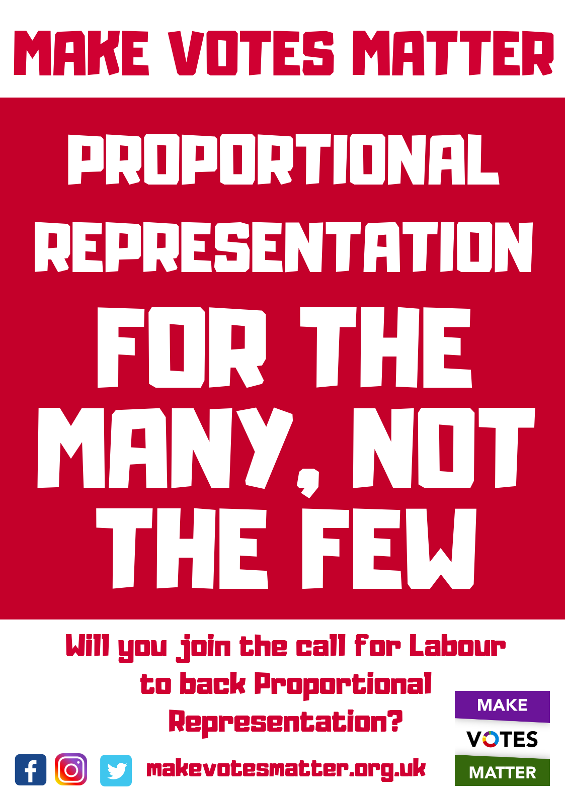 Labour for PR Posters