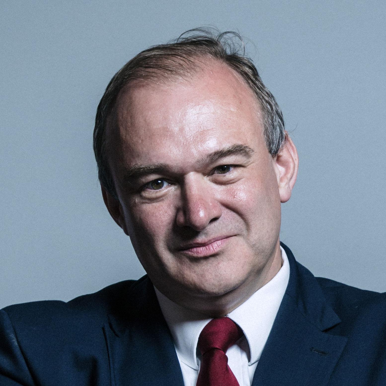Ed Davey MP, Liberal Democrats